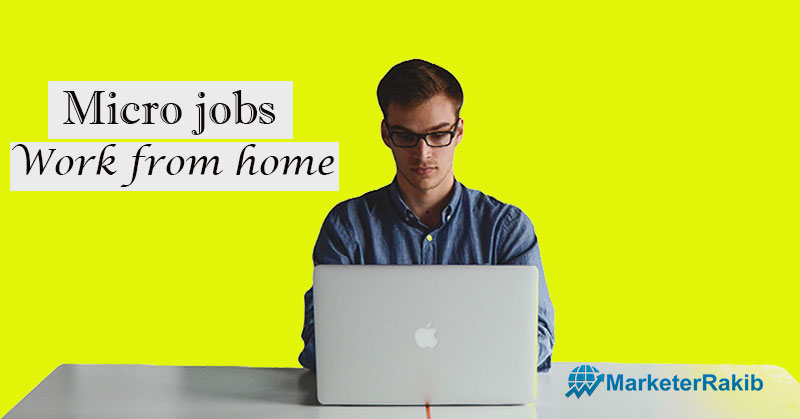 Micro Jobs Sites For Work from Home