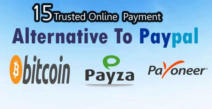 Alternative To Paypal Online Wallet