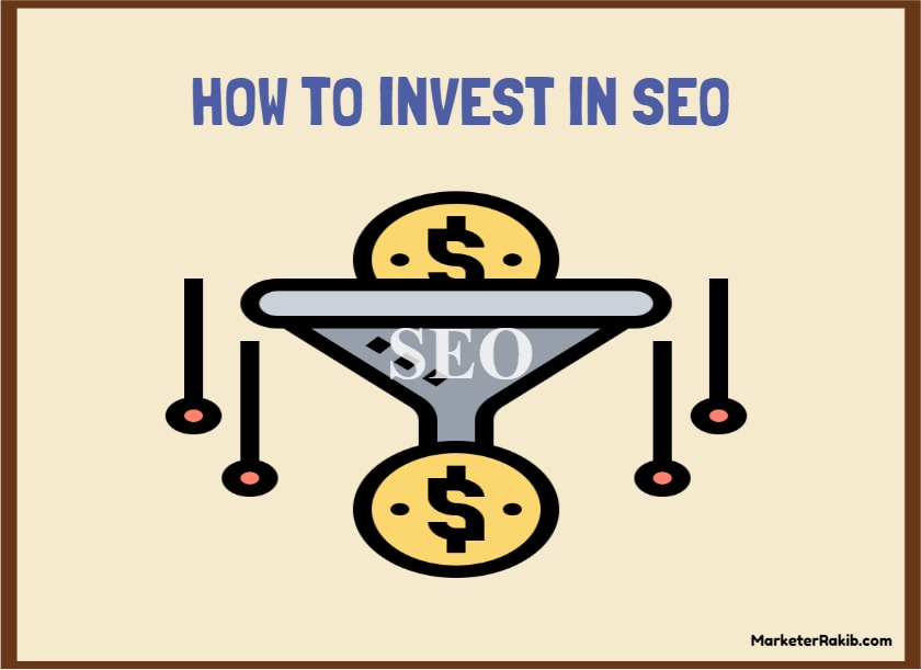 How To Invest In SEO