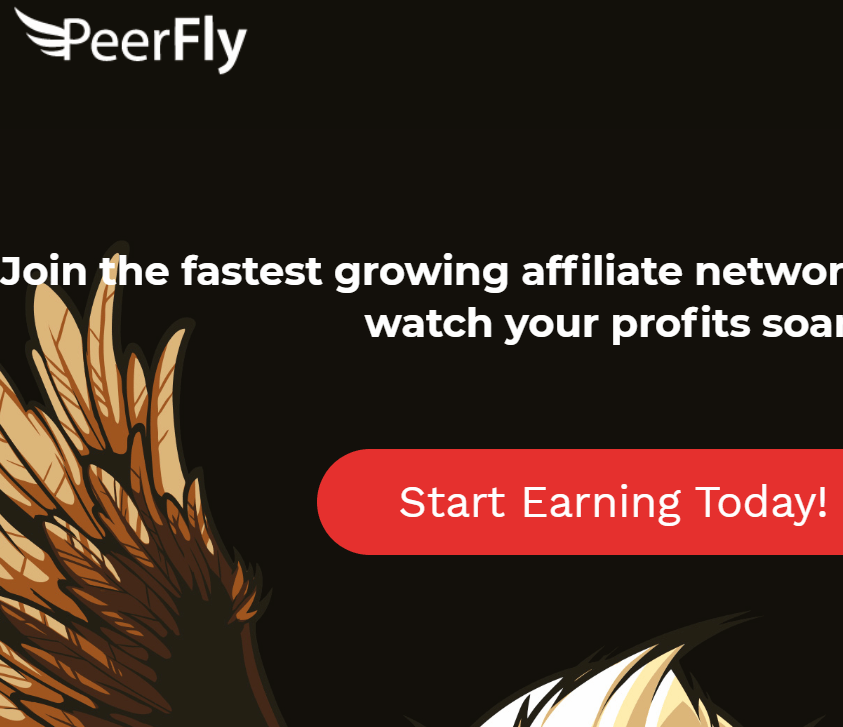 Peerfly is one of the best CPA Networks