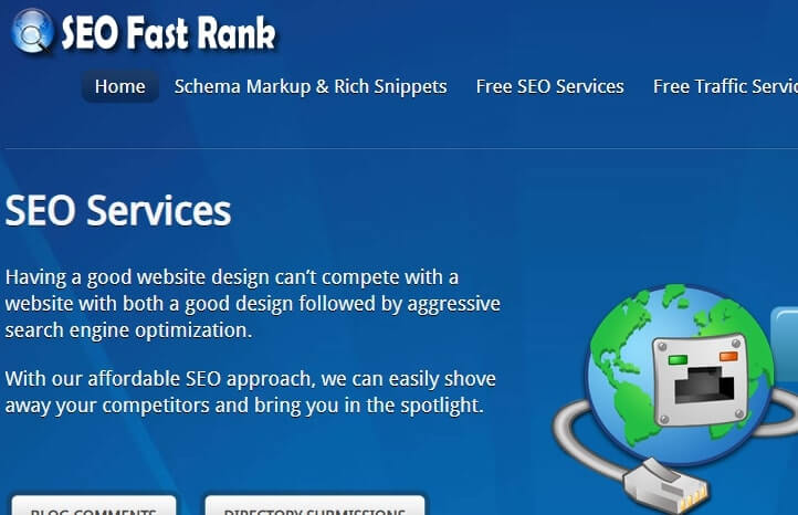 SEO Fast Ranks Review