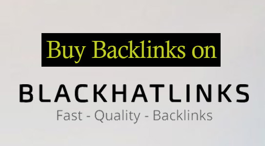 Buy Dofollow Backlinks on Black Hat Links (BHL)