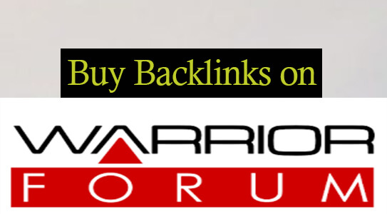 Buy Sell Backlinks on Warrior Forum