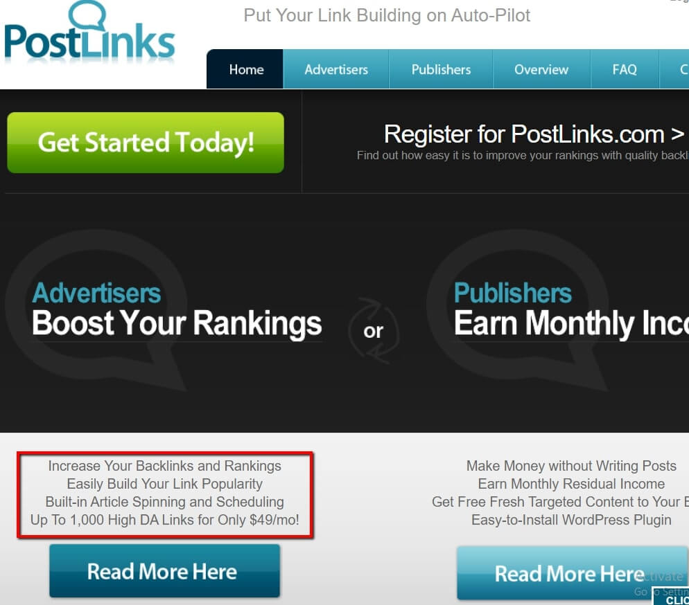 PostLinks Reviews