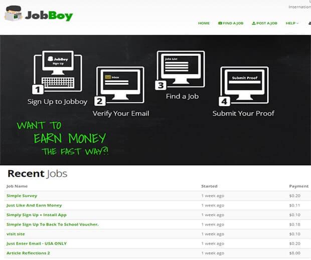 Jobboy Review