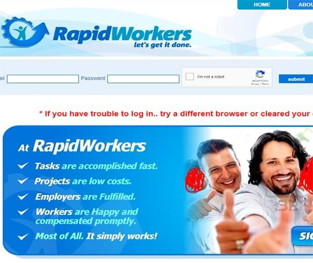 Rapidworkers Review