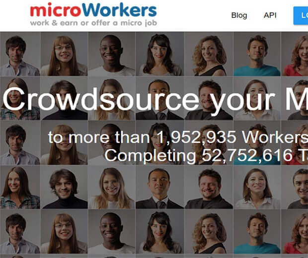 Microworkers Review-Online Micro Jobs Sites