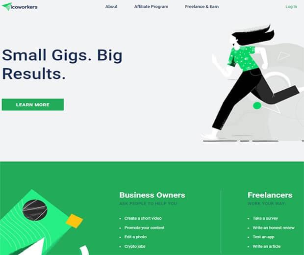 Best Micro jobs websit Picoworkers Review
