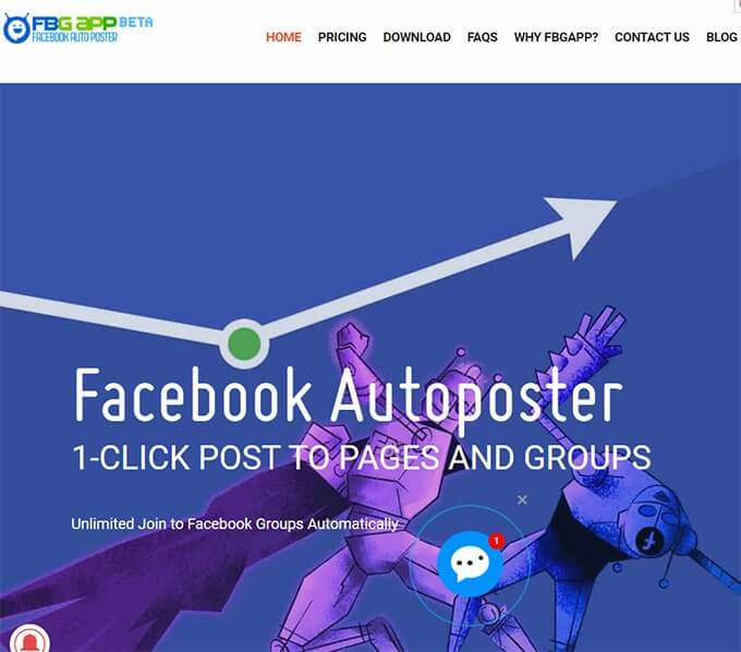 Best Facebook Group Auto Poster FBgApp Review