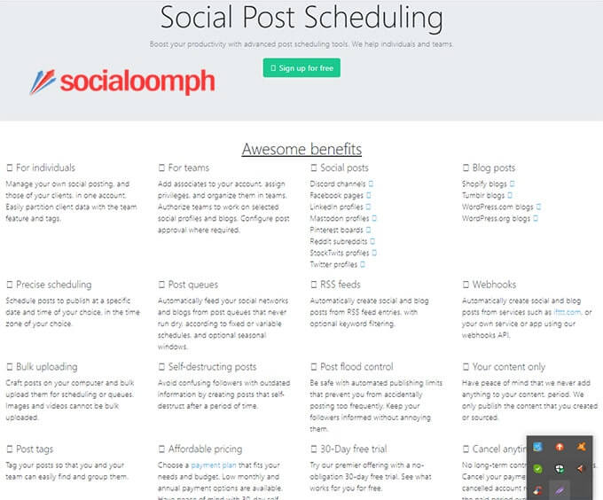 Best Facebook Page AutoPoster SocilaOomph review