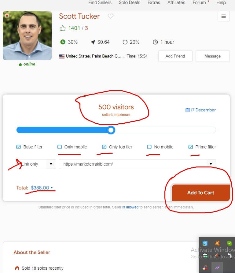 Buy Solo Ads Step by step