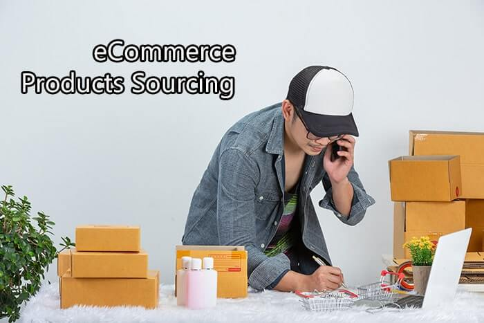 eCommerce Business Products Sourcing