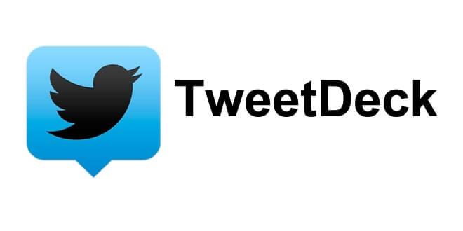 TweetDeck For Twitter Scheduling Posting