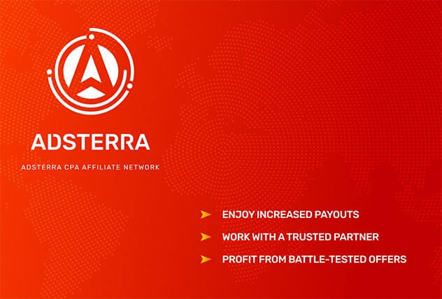 Adsterra CPA Network For Beginners