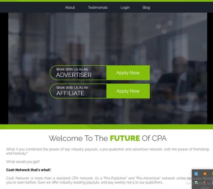Best Two Tier affiliate Networks for Bizz Opp Offers