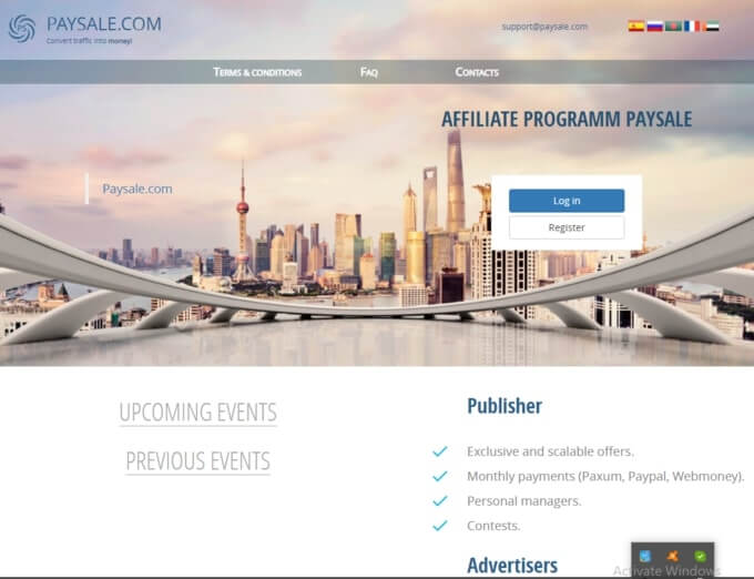 PaySale Affiliate Networks