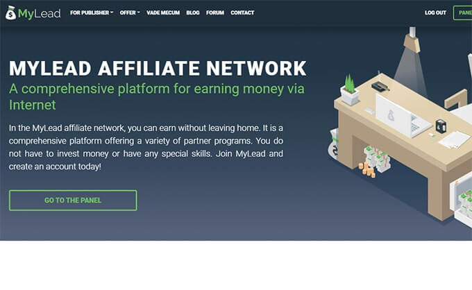 MyLead Two Tier Affiliate Program Review