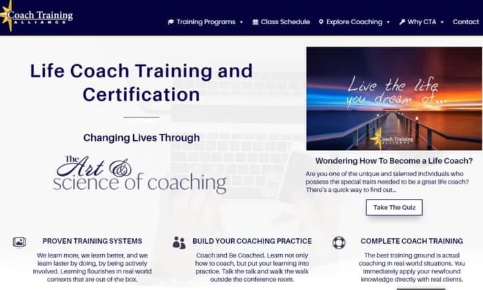 Coach Training Alliance