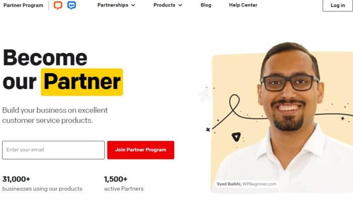 livechat affiliate program