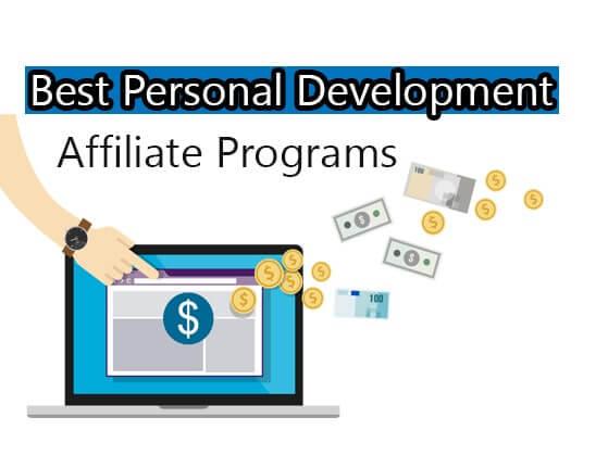 Best Personal Development Affiliate Programs